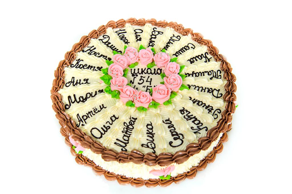 Картинки торт именами