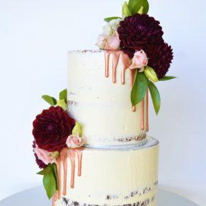 Купить свадебный торт: лучший десерт недорого