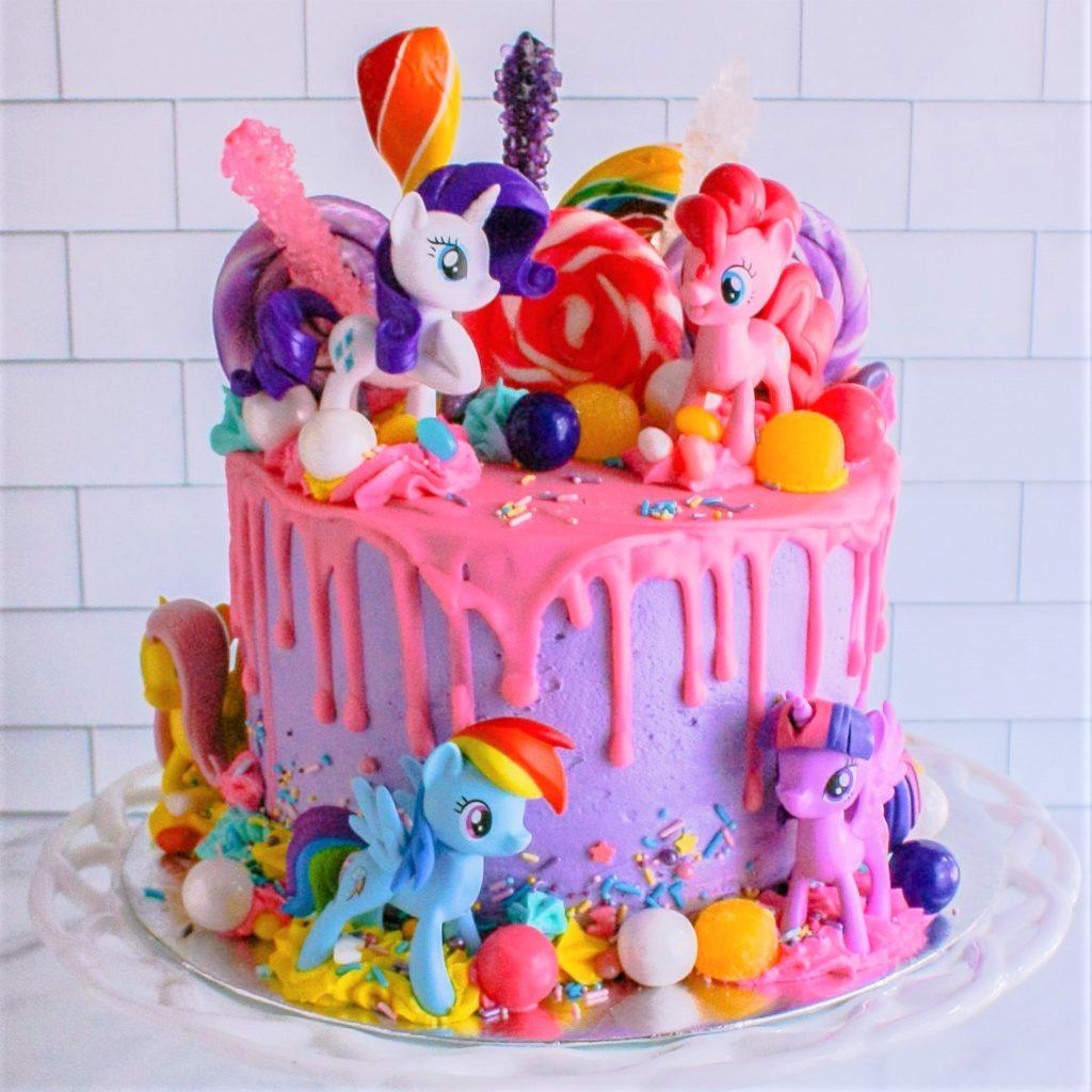 Торт на заказ на день рождения ребенку