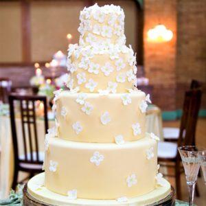 Свадебный торт: великолепное разнообразие